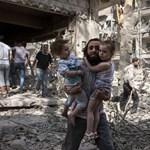 Elkezdődött: Putyin légitámadásokat indított Szíriában