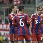 Tűzriadó volt a Bayern München madridi hoteljében