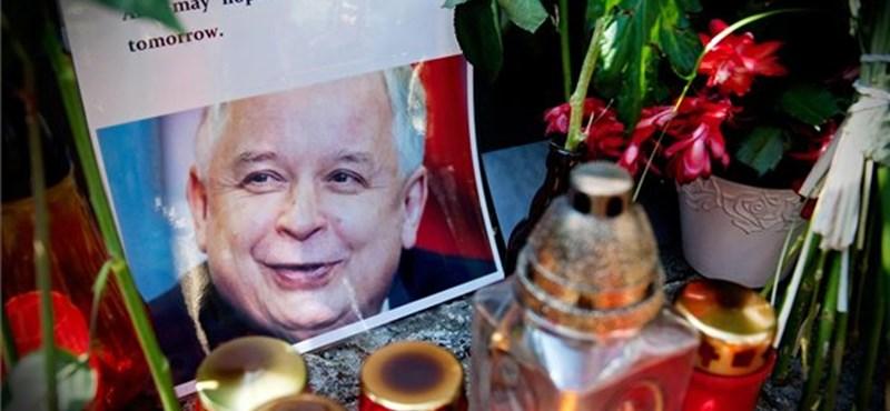 Kihantolják Lech Kaczynski néhai lengyel elnök maradványait