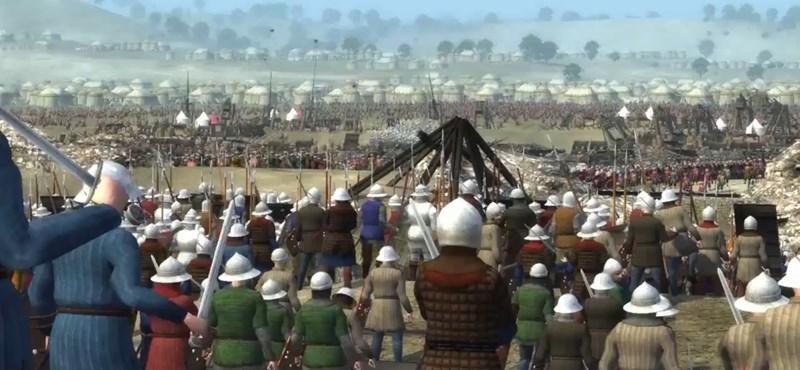 Videó: Nézze végig a nándorfehérvári csatát 3D-ben