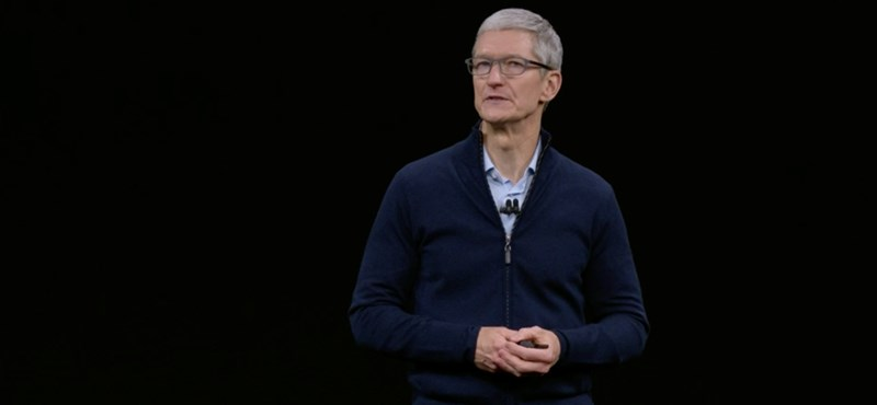 Tim Cook mondott valami izgalmasat az Apple-ről, ez nagy változást hozhat