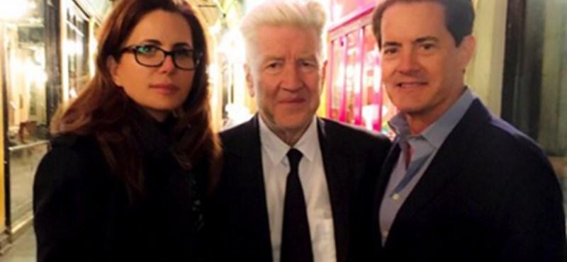Párizsban is forgattak az új Twin Peaks részekhez?