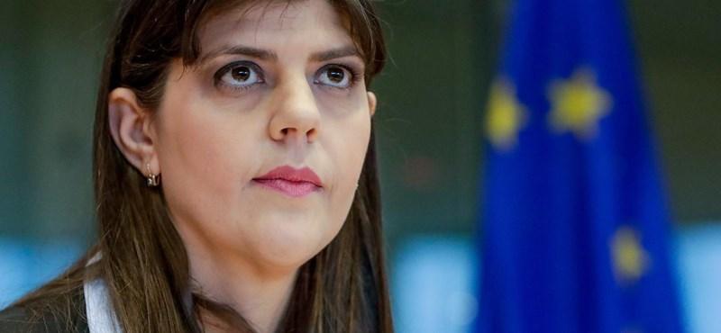Törölték a Laura Codruta Kövesi ellen elrendelt hatósági felügyeletet