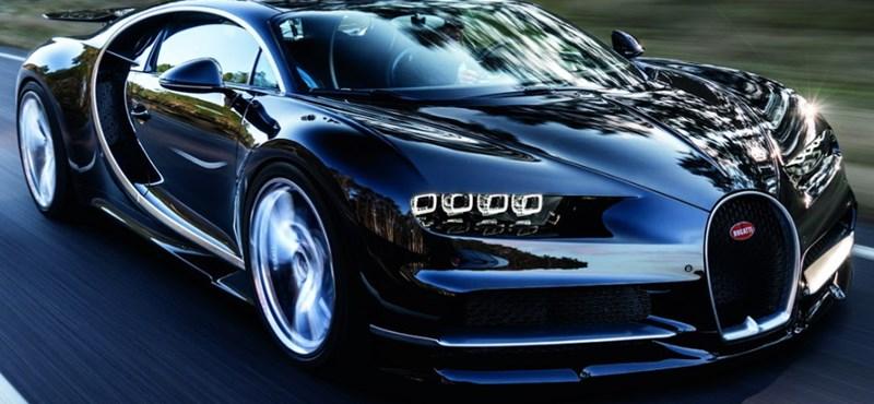 Megnézné élőben a Bugatti Chiront? Akkor hétvégén irány Bécs – lesz ott minden, mint a búcsúban