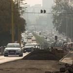 Másképpen kell közlekedni délutántól a Budaörsi úton