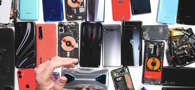 Top 10: Ezekből az okostelefonokból vesznek mostanában a legtöbben