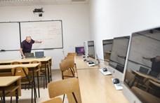 Új korszak kezdődött az egyetemi oktatásban is
