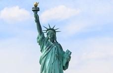 Új Szabadság-szobrot kap New York Franciaországtól