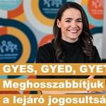 Novák Katalin az iskolai szünet alatt lejáró juttatások meghosszabbítását jelentette be