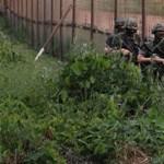 Napról napra súlyosbodik a Korea-közi válság – katonák a demilitarizált övezetben