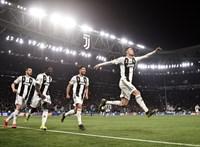 Újra bajnok a Juve