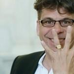 Vida Péter kapta a Karinthy-gyűrűt