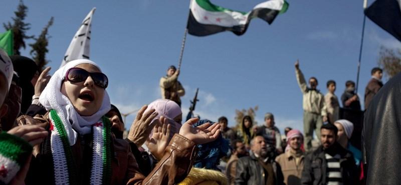 Elítélte Szíriát az UNESCO, de nem zárják ki