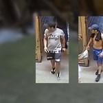 Megunhatták a sétát, a bérház udvaráról loptak két biciklit - videó