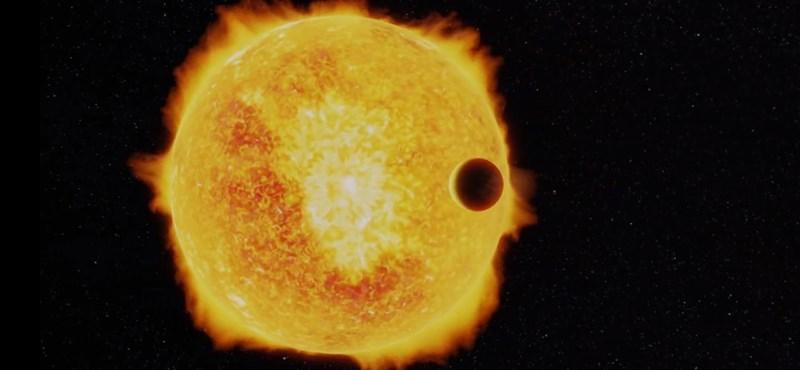 Találtak egy teljesen újfajta bolygót, egy év 19 óráig tart rajta