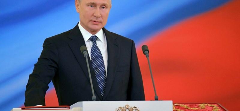 """Putyin """"népi interjúja"""": """"Becsapott a mennykő. A vacsora tálalva, tessék fogyasztani!"""""""