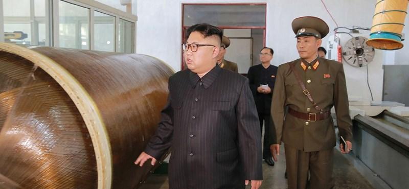 Észak-Korea megint a szingapúri csúcs lemondásával fenyegetőzött