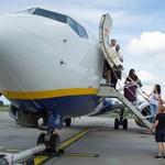 Óriásit esett a Ryanair nyeresége