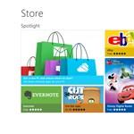 Ilyen lesz a Windows Store a Windows 8-ban [videó]