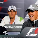 Sutil: nem fogom kitúrni Schumachert
