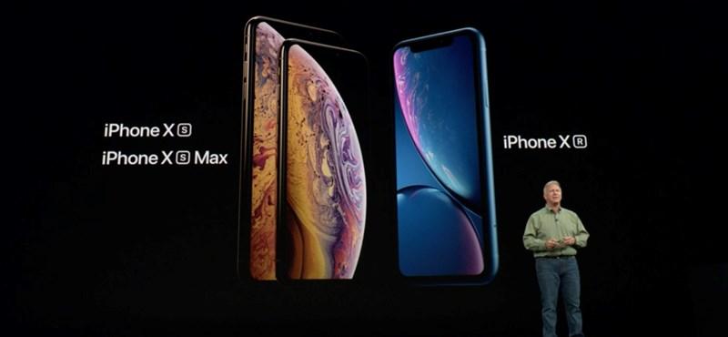 Meglepő eredmény: lassabb az új iPhone, mint a tavalyi?