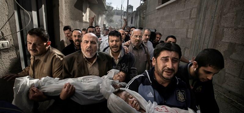 World Press Photo: tavaly 121-en haltak meg híradás közben