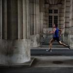 Huszonhét nap alatt 27 maratont fut egy férfi