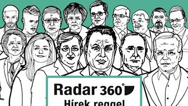 Radar360: Karácsony egy négyzetcentimétert sem enged, hasad a mag Csernobilban
