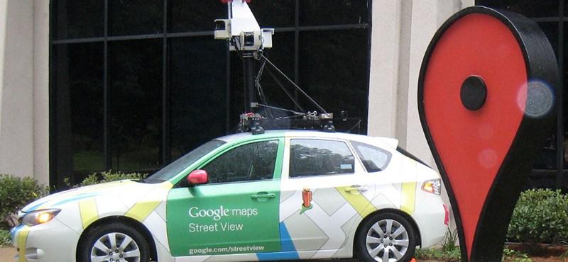 Frissül a Google Street View Magyarországon, mutatjuk a városok listáját, hogy merre megy majd az autó