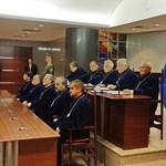 """Alkotmányjogász: """"hatalmi harc"""" indult az Ab és a kormány között"""
