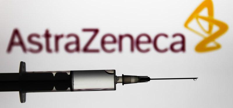 60 százalékkal kevesebb vakcinát szállít le az EU-nak az AstraZeneca