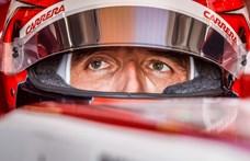 A Hungaroringen Räikkönen helyett Kubica kezdi meg a körözgetést