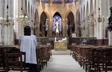 Többtucatnyi pedofil pap nevét hozta nyilvánosságra a washingtoni érsekség