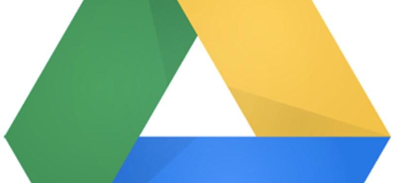 Újdonságok az iPhone-os Google Drive-ban