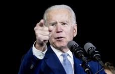 Joe Bidenék 300 ezer dollár adót fizettek be tavaly