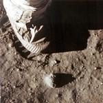 És az ember 45 évvel ezelőtt meghódította a Holdat – Nagyítás-fotógaléria