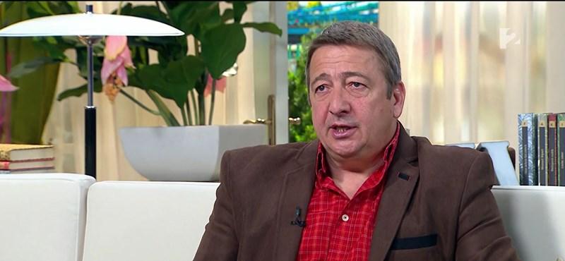 Kerényi Imre szerint Bayer Zsoltnak a legnagyobb magyar írók között a helye