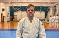 """""""Ezt úgy kell elképzelni, hogyha jól csinálom, örülnek"""" – a kétszeres speciális olimpikon, Kovács Mihály 'Misu' története – videó"""