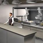 19 féle ételt tud készíteni az új konyhai robot, és ha kell, tanul is