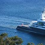 Elkészült Abramovics milliárdos luxus jachtja