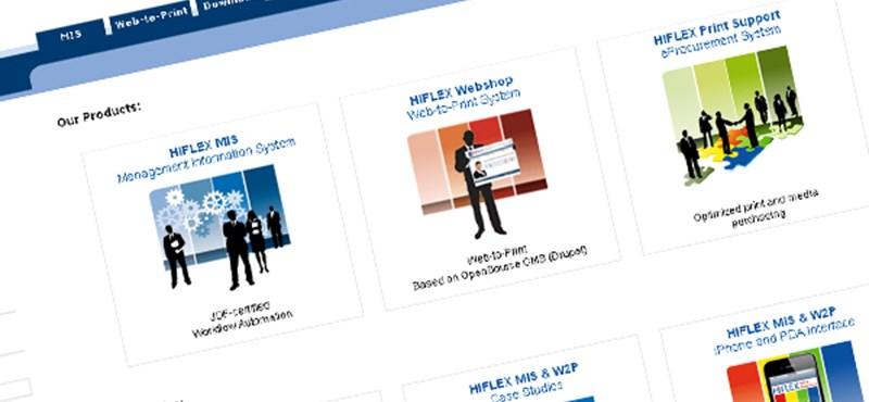 Felvásárolta a HP a Hiflex-et