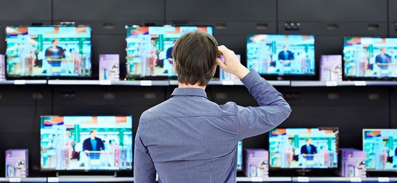Betűszavak erdejében: miért is vegyek 4K-s tévét?