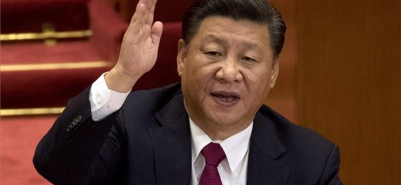 """""""Új Maója"""" van Kínának, Hszi már a pártalkotmányba is bekerült"""