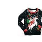 """9 milliót kóstál a világ legdrágább """"ronda karácsonyi pulcsija"""""""
