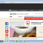 Felkereste mostanában Jamie Oliver oldalát? Akkor bajban lehet