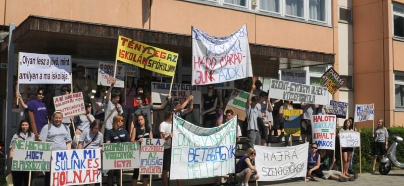 Újabb iskola szűnik meg szeptembertől: bezár a Szent-Györgyi Albert Szakközépiskola