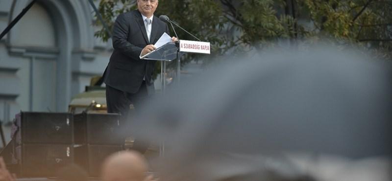 Megfejtette Orbán október 23-i beszédét a Die Welt
