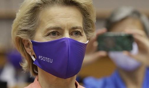 Ursula von der Leyen: Vétó helyett forduljanak az Európai Bírósághoz a magyarok és a lengyelek
