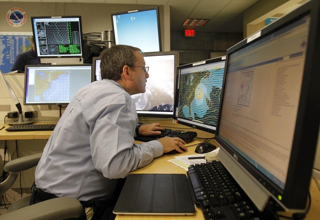 Szükségállapot az államokban - Sandy Hurrikán