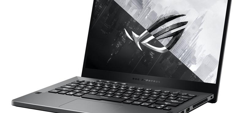 Itt vannak az új bivalyerős Asus laptopok, ezeken simán elfut minden játék